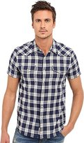 Lucky Brand Men's Short-Sleeve San Berdu Shirt
