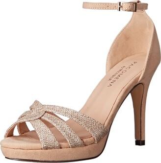 Menbur Women's Annie Platform Dress Sandal