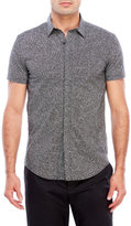 Antony Morato Speckle Print Slim Fit Shirt