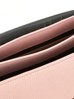 Ted Baker Diaana Bar Detail Shoulder Bag - Dusky Pink