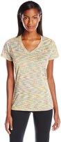 Under Armour Women's Tech Short Sleeve D Space Dye T-Shirt