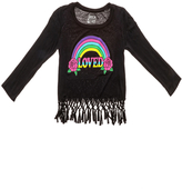 Rock & Candy Rock Candy Loved Fringe Tee