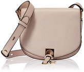Ivanka Trump Claudia Saddle Small Cross-Body Bag