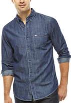 Dockers Long-Sleeve Chambray Shirt