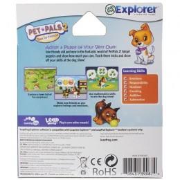 Leapfrog Explorer Learning Game: PetPals2