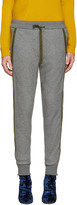 3.1 Phillip Lim Grey Quilted Lounge Pants