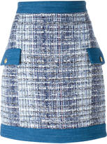 Pierre Balmain tweed skirt