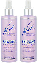 Nick Chavez RE-DONE Reactivating & Volumizing 8 oz. Spray Duo
