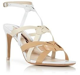 Sophia Webster Women's Ramona Color Block High Heel Sandals