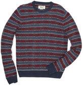 Original Penguin Jacquard Crew Neck Sweater