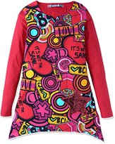 Desigual Girl's TS_VICTORIA Long Sleeve Top