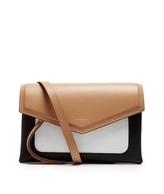 Givenchy Duetto leather cross-body bag