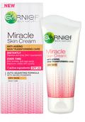 Garnier Miracle Skin Cream Anti-Ageing Skin Transforming Care for Dry Skin SPF 20 50ml