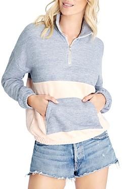 Wildfox Couture Lea Color Blocked Sweatshirt