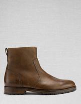 Belstaff Attwell Short Boots Cognac