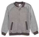 Splendid Boy's Birdseye Knit Jacket