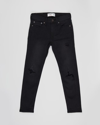 Abercrombie & Fitch Ripped Skinny Jeans - Kids-Teens