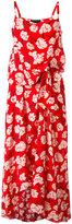 Rochas floral print dress - women - Silk - 44