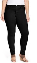 NYDJ Plus Size Women's 'Alina' Colored Stretch Skinny Jeans