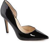 Jessica Simpson Claudette Patent Leather d Orsay Pumps