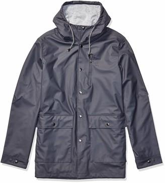 Izod Men's Big & Tall True Slicker Rain Jacket