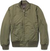 Engineered Garments Cotton-Blend Ripstop Bomber Jacket