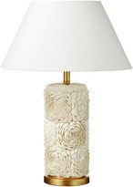 OKA Lucine Table Lamp - Shell White
