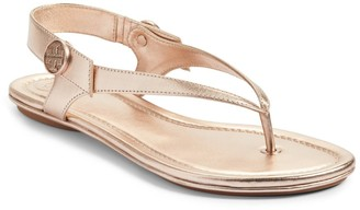 Tory Burch Minnie Travel Thong Sandal