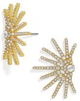 BaubleBar Women's Crystal Stud Earrings
