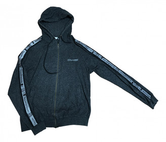 Champion Anthracite Cotton Knitwear & Sweatshirts