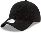 New Era Women's Black San Antonio Spurs Sparkle 9TWENTY Adjustable Hat