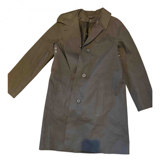 MACKINTOSH Brown Cotton Trench coats
