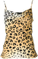 KENDALL + KYLIE Kendall+Kylie leopard print top