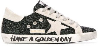 Golden Goose Lace-Up Trainers