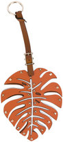 Valentino Garavani Valentino leaf bag charm - women - Calf Leather - One Size