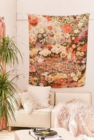 Urban Outfitters Mina Floral Collage Tapestry