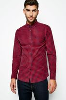 Jack Wills Salcombe Poplin Gingham Shirt