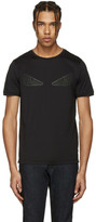 Fendi Black Studded 'Bag Bug' T-Shirt