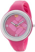 Columbia Escapade Gem Watch - Silicone Unibody Band (For Women)