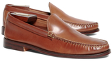 Brooks Brothers Rancourt & Co. Cordovan Venetian Loafers