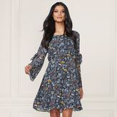 Lauren Conrad Runway Collection Floral Fit & Flare Dress - Women's