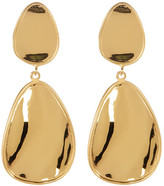 Argentovivo Double Drop Oval Earrings
