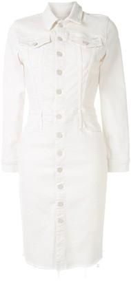 Mother Denim Shirt Dress
