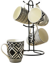 Tabletops Unlimited 5-pc. Coffee Mug