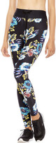 The Upside Electric Floral Yoga Pant