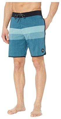 Quiksilver Vista Beachshorts 19 (Majolica Blue) Men's Swimwear