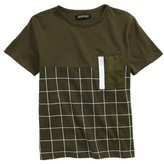 Elwood Boy's Contrast Pocket T-Shirt