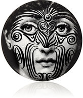 "Fornasetti Tattoo Face"" Plate"