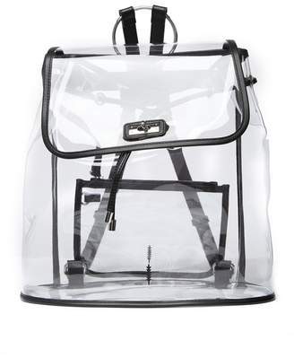 THACKER Peekaboo Clear Backpack