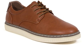 Deer Stags Men's Lace-Up Casual Dress Oxfords -Oakland